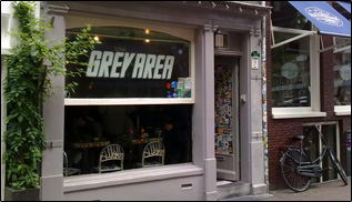 Grey Area | Claimed to be the Best Amsterdam Coffeeshop!